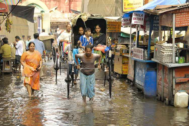 Kolkata after the Monsoon