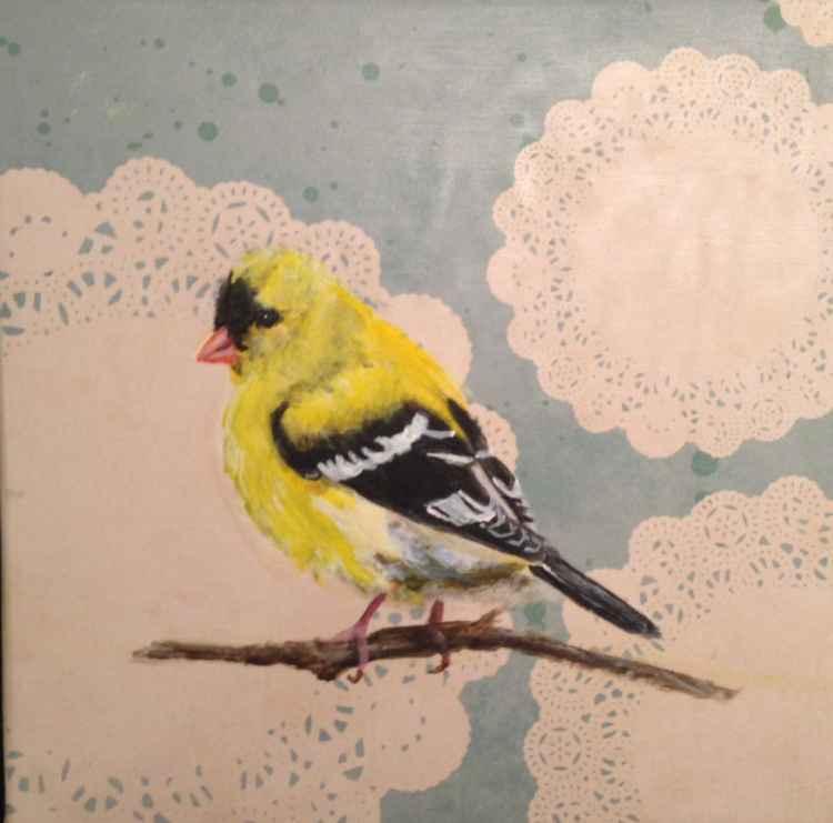 Goldfinch -