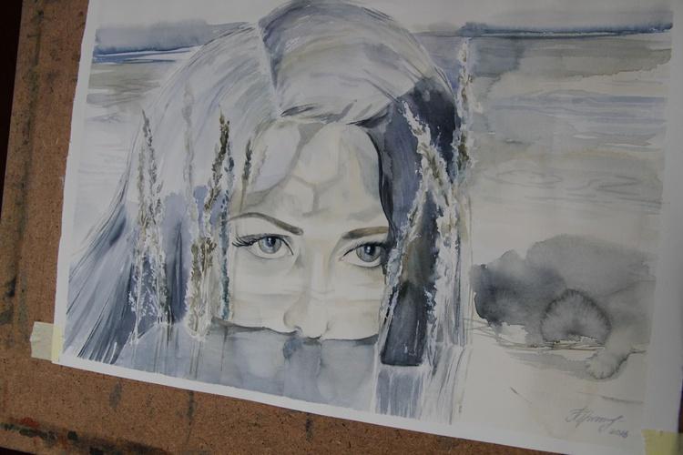 Water nymph - Image 0