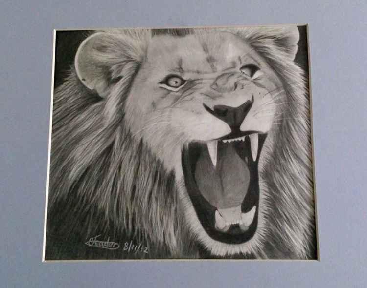 Roaring Lion -