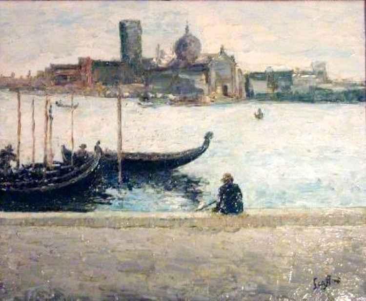 Pensando Venecia