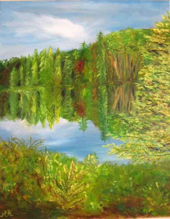 landscape - lake -