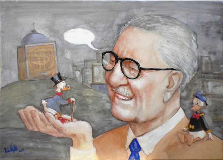 Hommage to Carl Barks - Image 0
