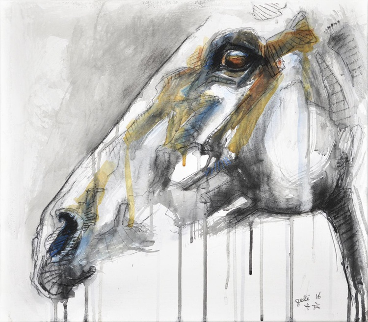Equine Nude 43t - Image 0
