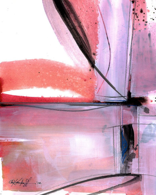 From the Abstraction Series No. 314 - Image 0