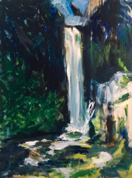 Taughannock Falls #4 - Image 0