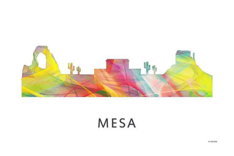 Mesa Arizona Skyline WB1