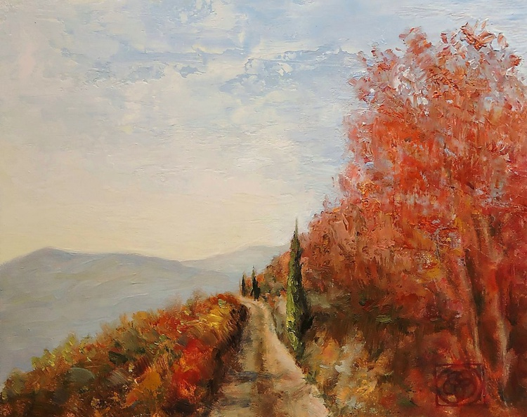 Countryside Road - Image 0