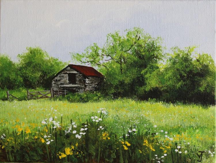Old Cumbrian Barn - Image 0