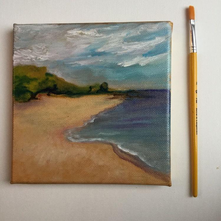 Coldingham Bay - seascape - Image 0