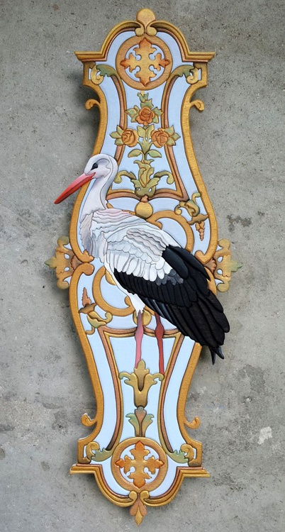 The white stork - Image 0