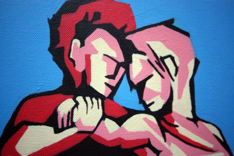 Latin Embrace II - Image 0