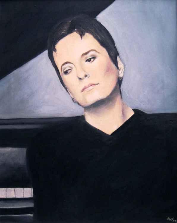 Maria Joao Pires, Pianist -