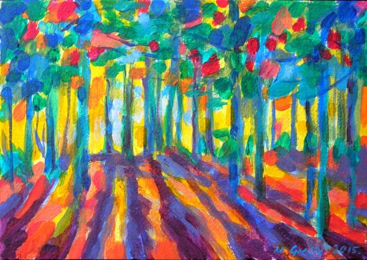 Imaginary woods 2 - Image 0
