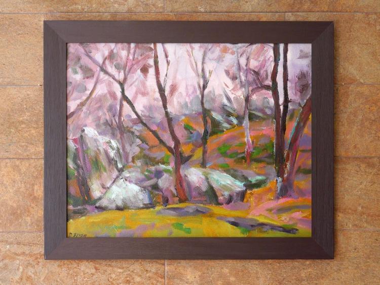 December 11, Evening (framed) - Image 0