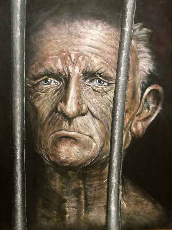 Old Man Imprisoned -