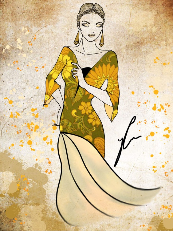 Lady Flower - Image 0