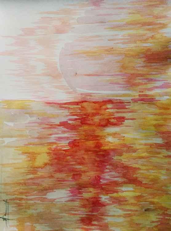 Sea Abstract -