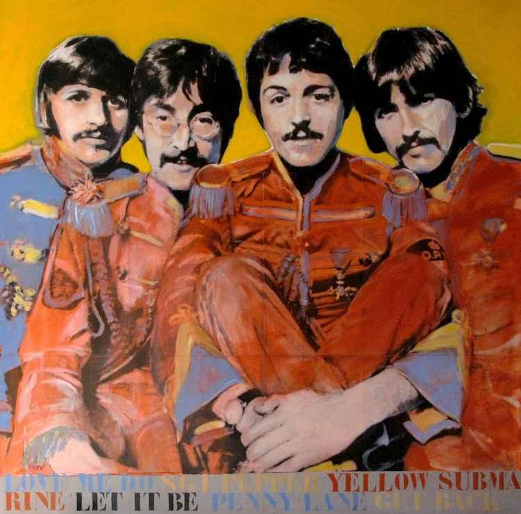 Beatles    (Cat N° 3390) -