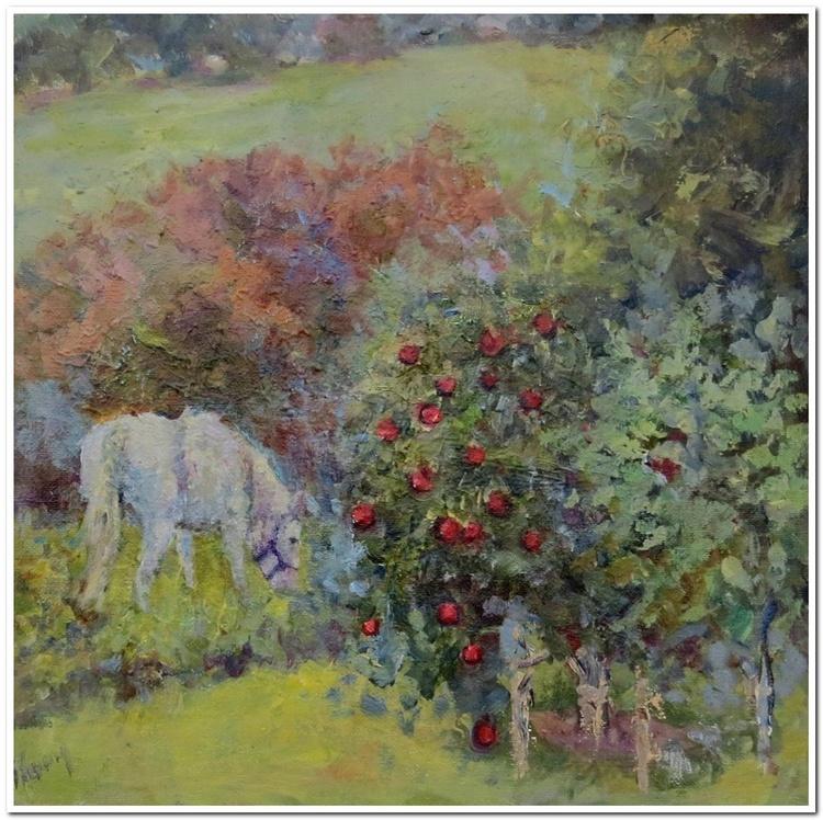 Red Apple Tree - Image 0