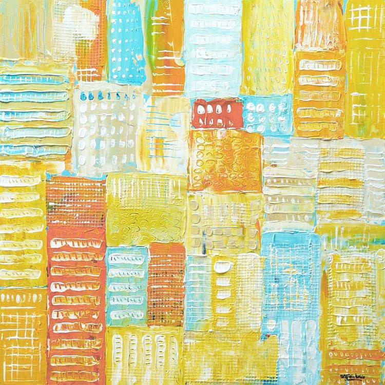 Abstract City no 8 - Image 0