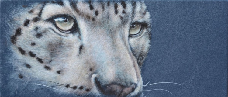 Cats Eyes: Snow Leopard - Image 0