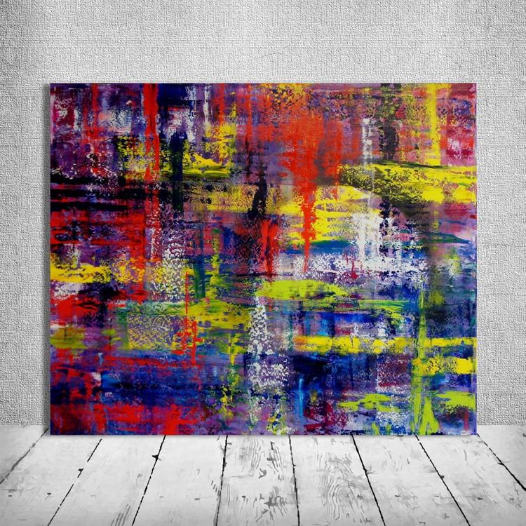 Circus (120 x 100 cm) - Image 0