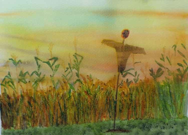 Misty Scarecrow -