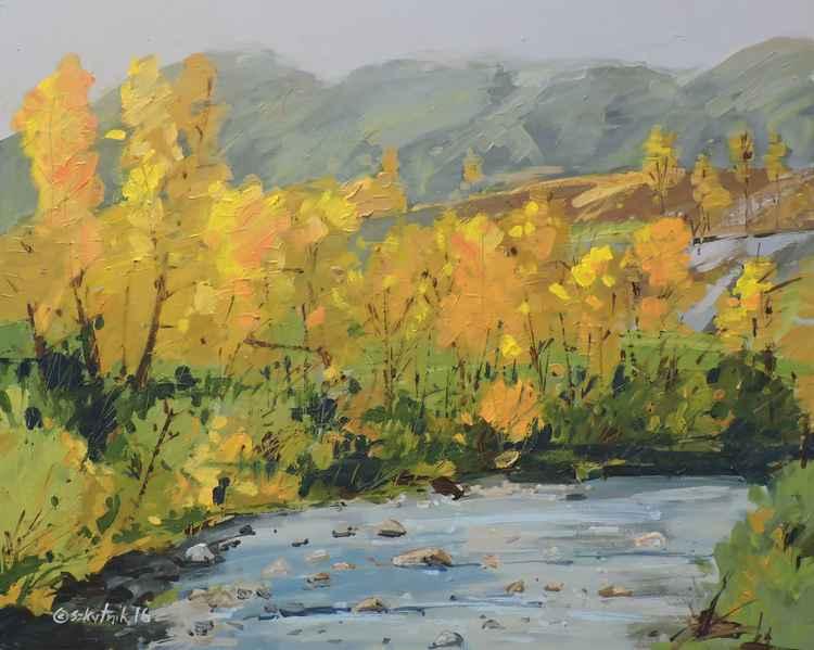 Piedro River #3 -