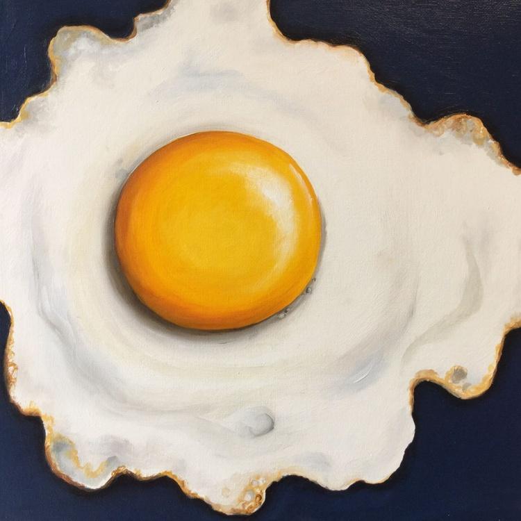 Big Fried Egg - Image 0