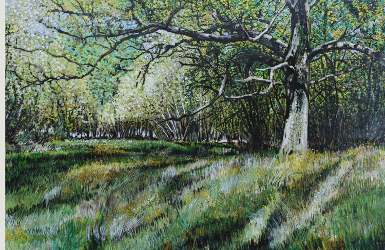 Spring Summer Trees - Image 0
