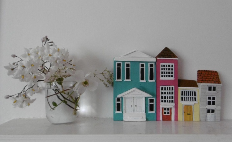 Seaside Houses #4 - Image 0