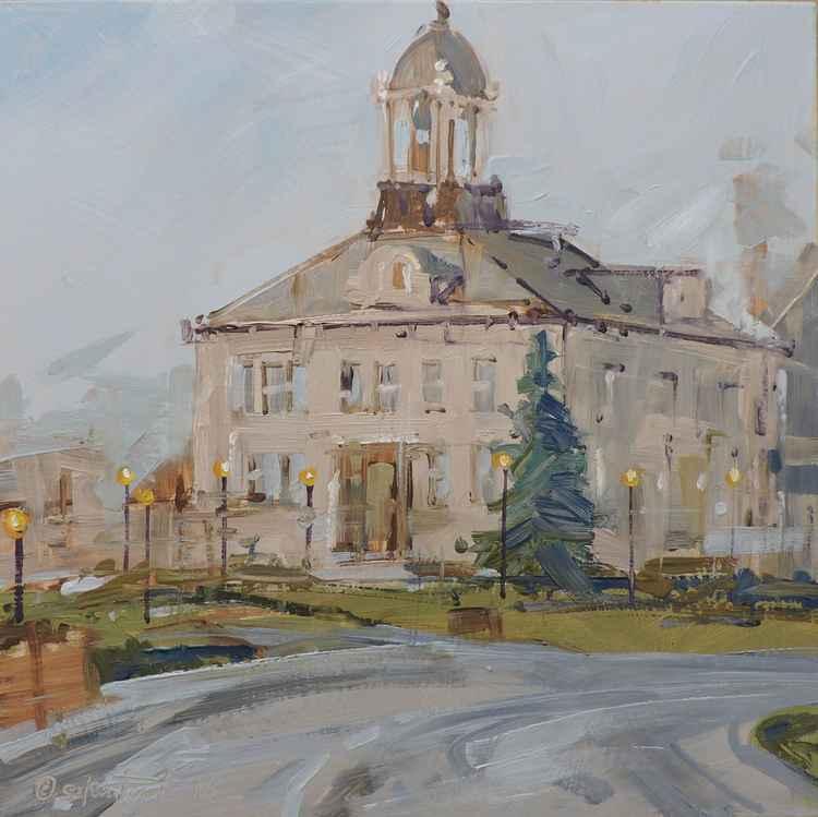 Court House in Littleton