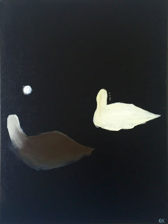 Swans of the Floating World - Image 0