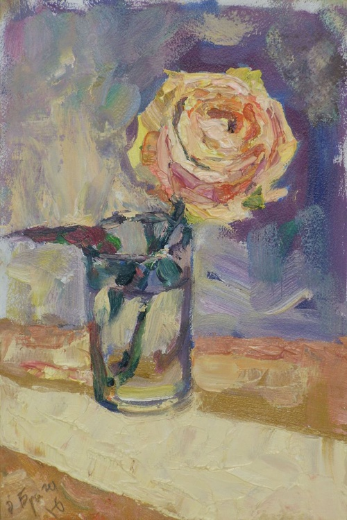 Rose #1 (study) - Image 0