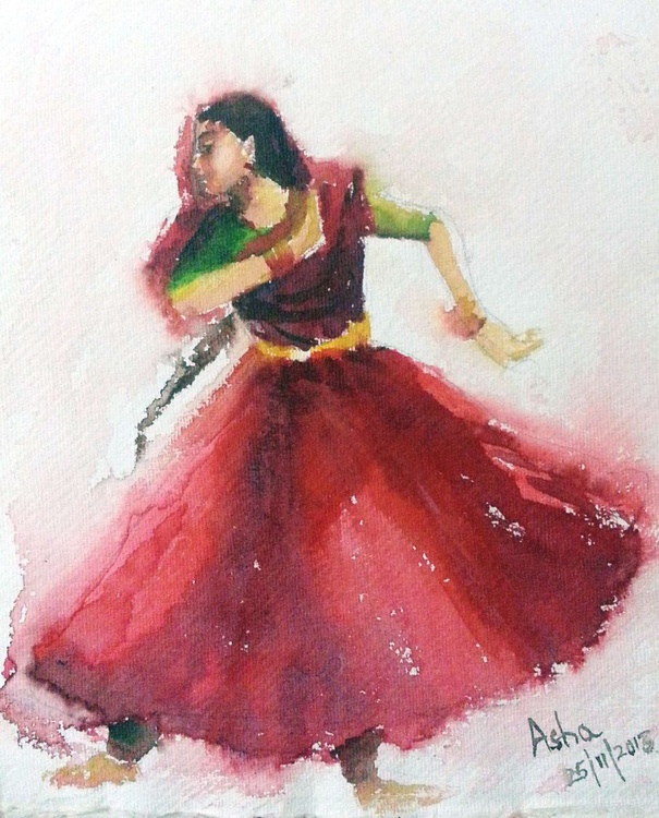 Gypsy dancer-3 - Image 0