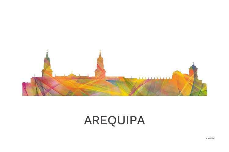 Arequipa, Skyline WB1 -