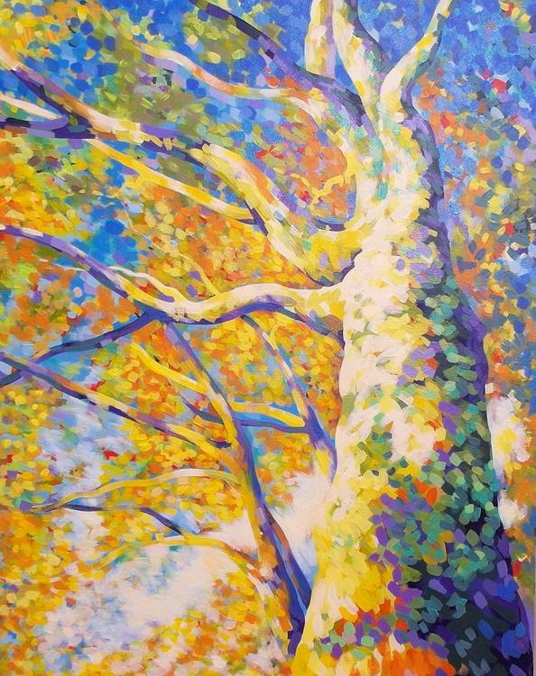 Tree in Autumn - Image 0