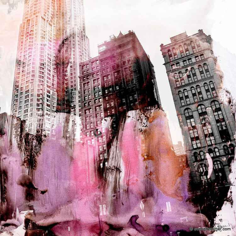 NEW YORK COLOR I -