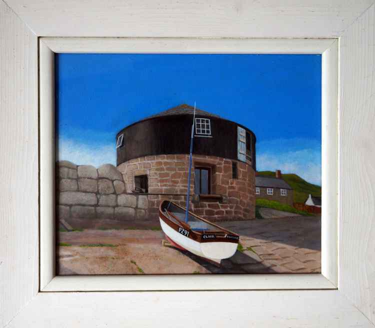 The Roundhouse, Sennen Cove.