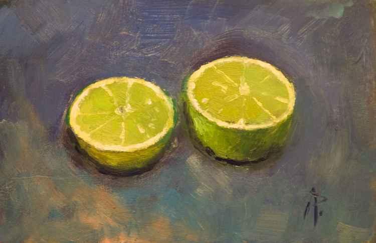 Cut Lime -