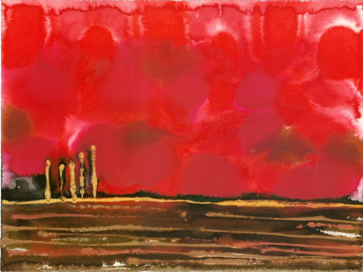 On The Plain - 10 - Blood Red Rubies - Image 0