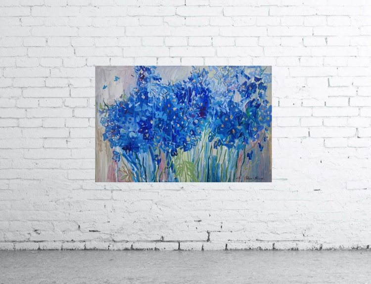 Blue attraction - Image 0