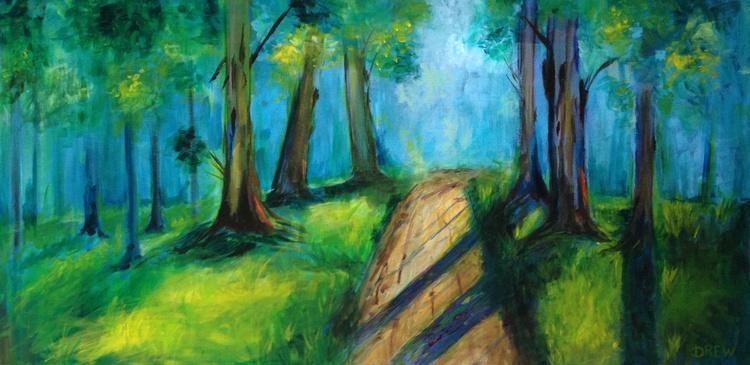 The Road Not Taken - Image 0