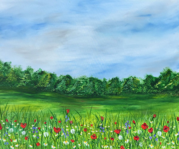 Meadows Edge - Currently Under review for exhibition - Image 0