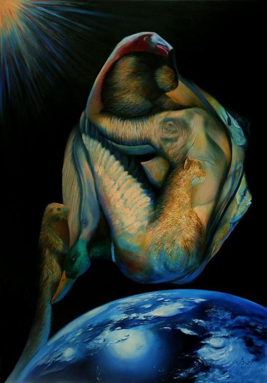 Gaia - 16-04-16 (sold) - Image 0