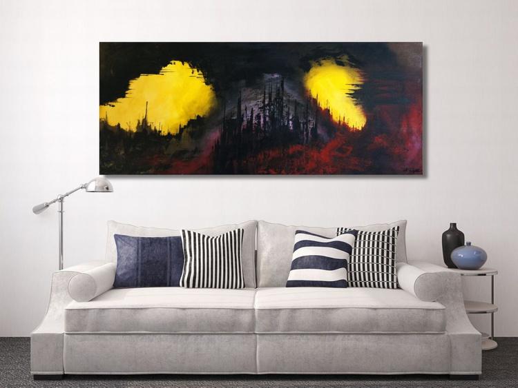 Darklands (120 x 50 cm) - Image 0