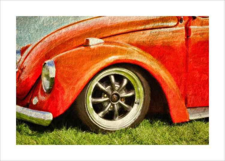 VW Beetle. -