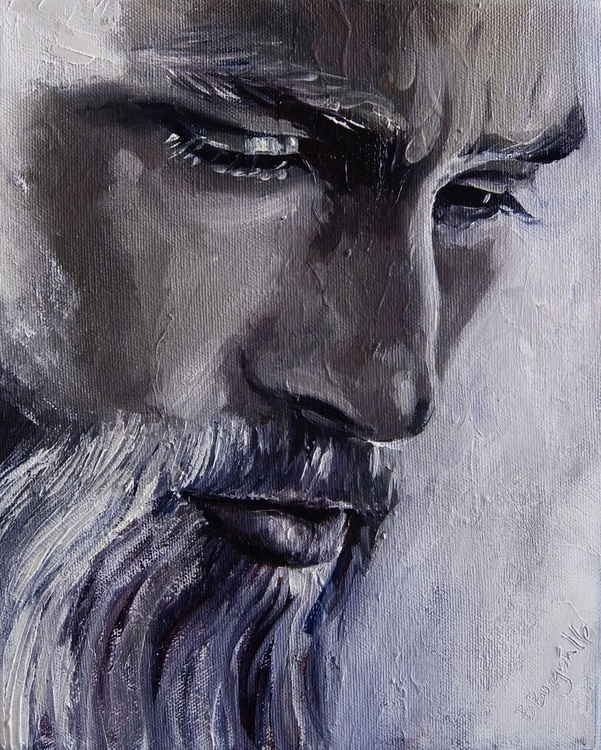 A bearded man - Image 0