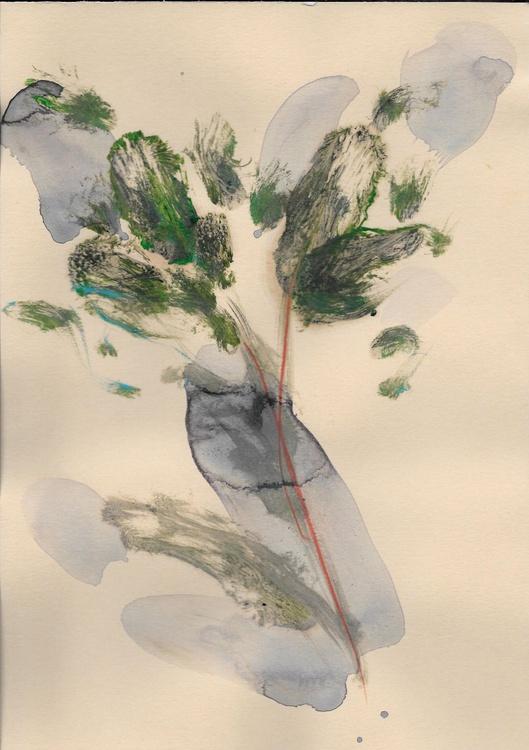 Spring Flowers #1, 21x29 cm - Image 0